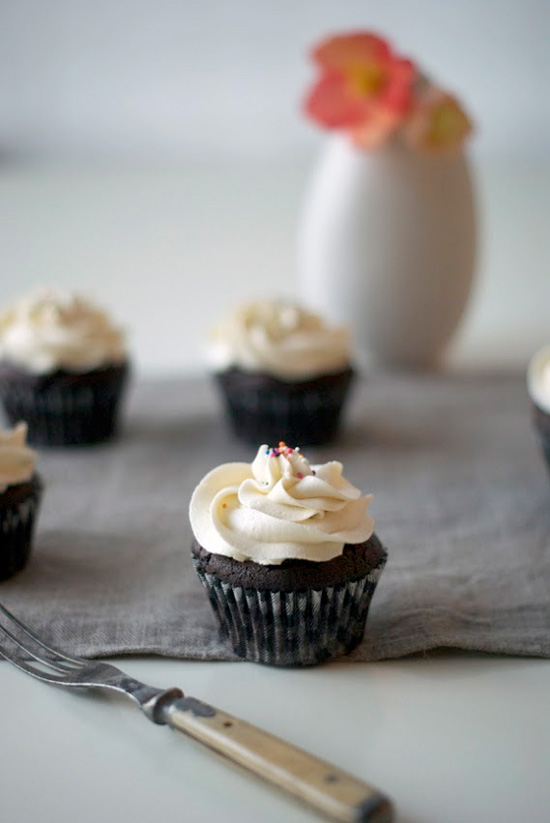Coco Cake Cupcakes