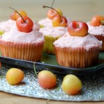 Lemon Cherry Cupcakes Recipe