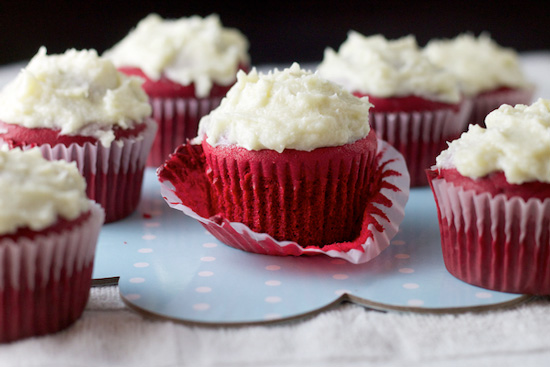 Perfect Red Velvet Cupcakes