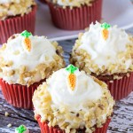 carrot cake, cupcakes, daily blog, baking, recipes