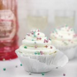 cupcake recipes, sparkling champagne cupcakes, daily blog, baking