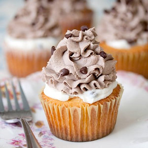 Cannoli Cupcakes Recipe