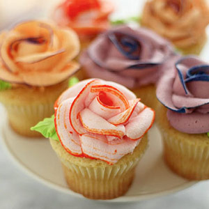 How To Create Icing Roses