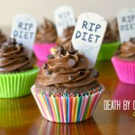 Death by Chocolate Cupcakes with Chocolate Cream Cheese Frosting, baking, cupcake, recipres, daily, blog, cupcakedailyblog