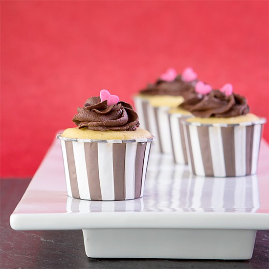 Chocolate Caramel Cupcake Bites, Gluten Free Cupcake Recipe, Cupcake Recipes, The Cupcake Daily Blog