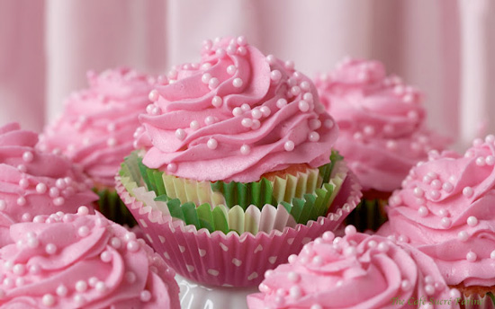 Perfect Pink Cupcakes with Best-Ever Buttercream