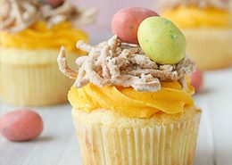 Birds Nest Cupcake Recipe