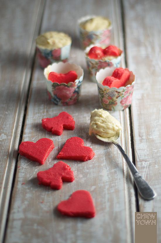Secret Love Cupcakes