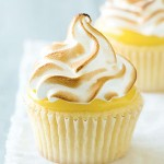 lemon, meringue, cupcakes, recipe, dessert, baking