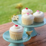 Lemon Blossom Cupcakes recipe