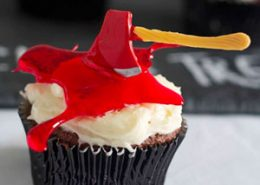 So I Married An Axe Murderer Cupcakes