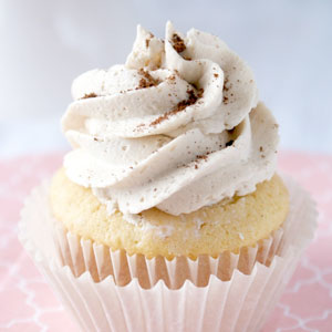 French-Vanilla Cappuccino Cupcakes Recipe