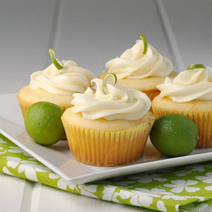 key lime cupcakes, baking, recipes, daily, blog