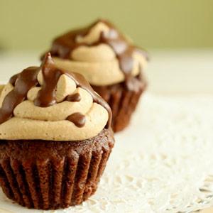 Mocha Cupcakes recipe, daily, blog, baking