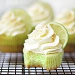 Key Lime Pie Cupcakes Recipe, baking, cupcake, recipes, daily, blog