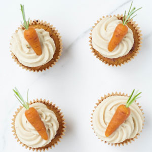 Carrot Cake Cupcakes, Vegan, Gluten free, baking, cupcake, recipes, daily, blog, baking, cupcakedailyblog