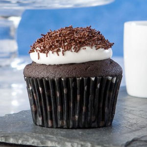 chocolate, marshmallow, cupcakes, recipe, dessert, baking, gluten free, dairy free, easy recipe