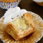 banana, cupcake, recipe, baking, dessert, pudding, marshmallow, frosting