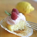 baking, cake, cupcake, lemon, raspberry, recipe, summer, dessert