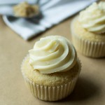 brown butter, cupcake, recipe, cupcakes, baking, dessert, food