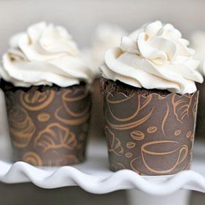 Chocolate Liqueur Chocolate Cupcakes