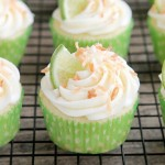 coconut, lime, cupcakes, recipe, baking, cupcakerecipe