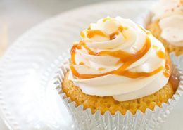 Classic Tres Leches Cupcakes