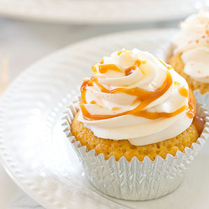 Classic Tres Leches Cupcakes