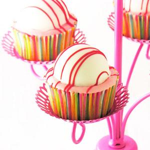 Berry Bomb Cupcakes