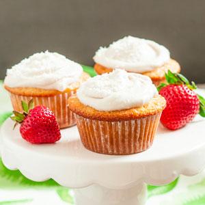 One Bowl Yum-Yum Cupcakes