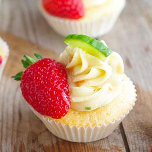 Pimm's Cupcake Recipe