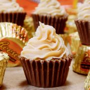 Miniature Candy Cupcakes