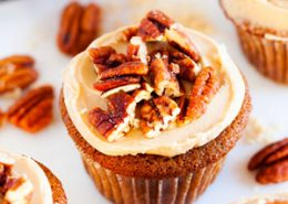 Sprinkles Brown Sugar Praline Cupcakes