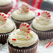 Coca-Cola Chocolate Cupcakes