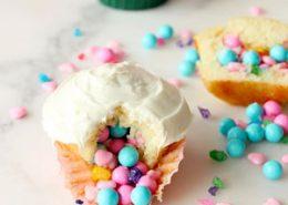Sugarwish Piñata Cupcakes
