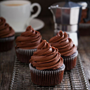 Chocolate Vegan Cupcakes