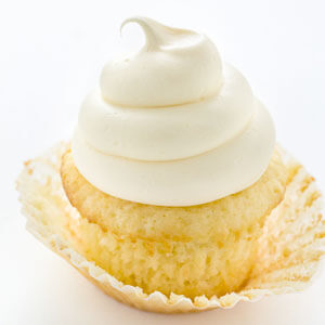 Perfect One Bowl Vanilla Cupcakes