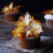 Healthier Hummingbird Cupcakes