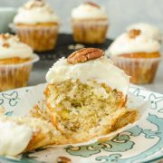 Classic Hummingbird Cupcakes